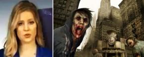 TV-Station Waarschuwt Voor Zombies