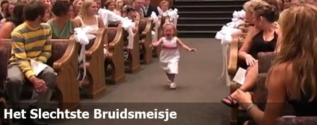 Het Slechtste Bruidsmeisje