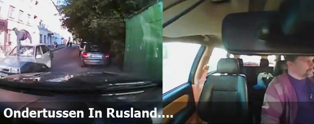 Ondertussen In Rusland....