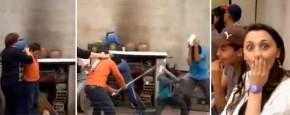 Piñata Feestje Kan Soms Best Gevaarlijk Zijn