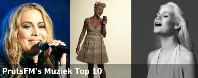PrutsFM's Muziek Top 10