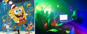 Spongebob Verpest DJ Set