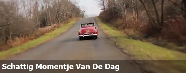 Schattig Momentje Van De Dag; De 1e auto van je ouders terug kopen