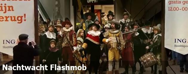 Nachtwacht Flashmob