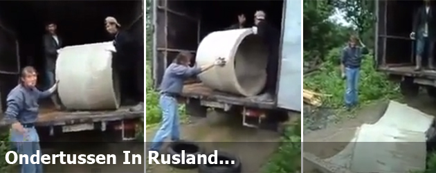 Ondertussen In Rusland...