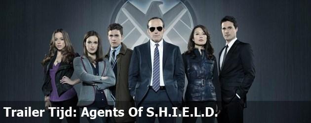 Trailer Tijd: Agents Of S.H.I.E.L.D.