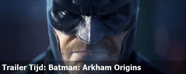 Trailer Tijd: Batman: Arkham Origins