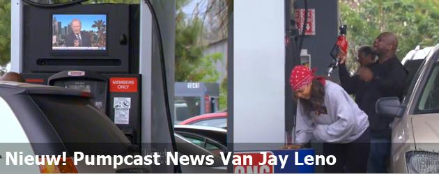Nieuw! Pumpcast News Van Jay Leno
