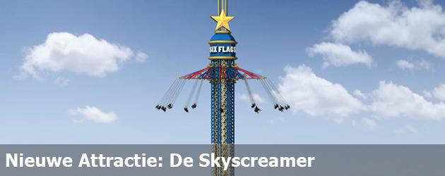 Nieuwe Attractie: De Skyscreamer