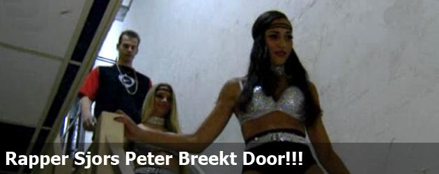 Rapper Sjors Peter Breekt Door!!!