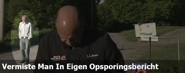 Vermiste Man In Eigen Opsporingsbericht