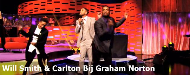 Will Smith & Carlton Bij Graham Norton