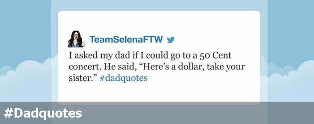 #Dadquotes