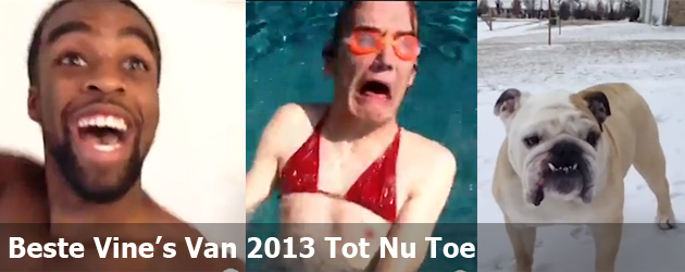 Beste Vine's Van 2013 Tot Nu Toe