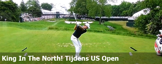 King In The North! Tijdens US Open