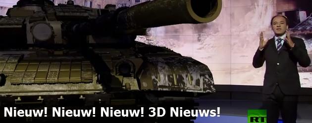Nieuw! Nieuw! Nieuw! 3D Nieuws!