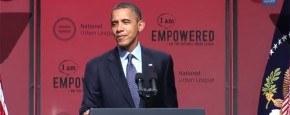 Obama Doet Get Lucky Van Daft Punk