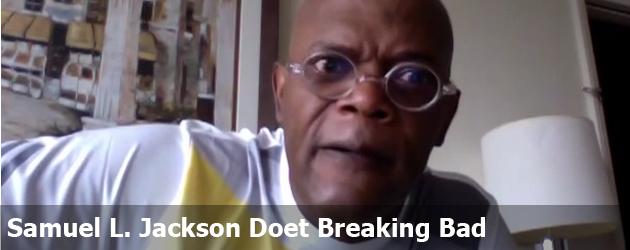 Samuel L. Jackson Doet Breaking Bad