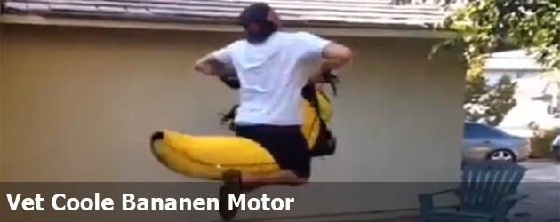 Vet Coole Bananen Motor