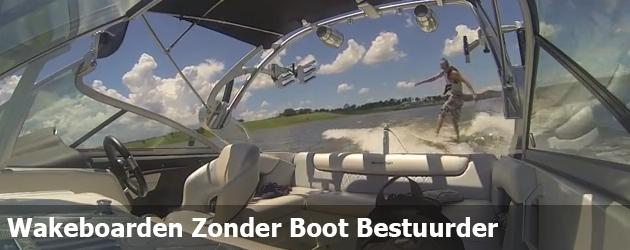 Wakeboarden Zonder Boot Bestuurder