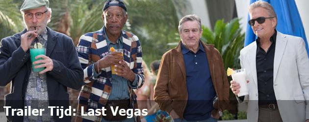 Trailer Tijd: Last Vegas
