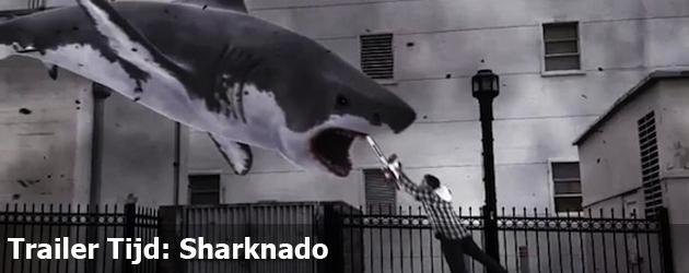 Trailer Tijd: Sharknado