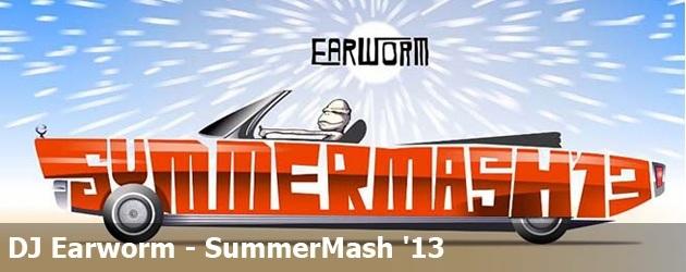 DJ Earworm - SummerMash '13