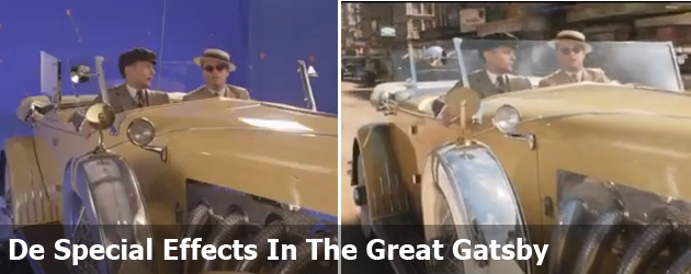 De Special Effects In The Great Gatsby