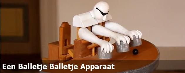Een Balletje Balletje Apparaat