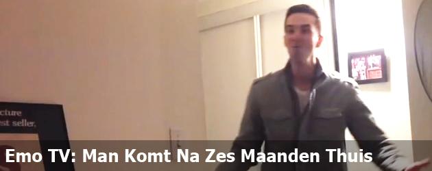 Emo TV: Man Komt Na Zes Maanden Thuis