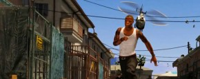 Grand Theft Auto V: Gameplay Video