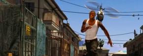 Grand Theft Auto V: Gameplay Video