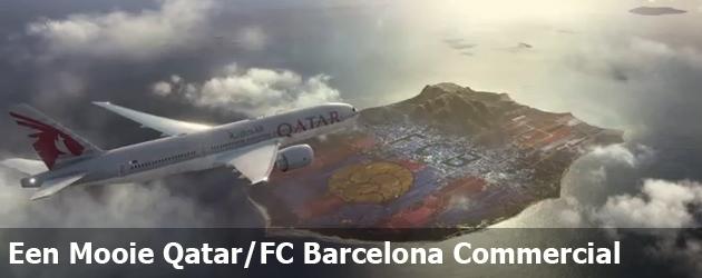Een Mooie Qatar/FC Barcelona Commercial