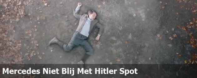 Mercedes Niet Blij Met Hitler Spot