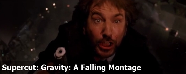 Supercut: Gravity: A Falling Montage