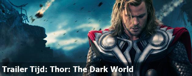 Trailer Tijd: Thor: The Dark World