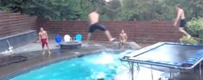 Beste Zwembad Dunk Aller Tijden