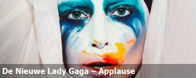 De Nieuwe Lady Gaga – Applause