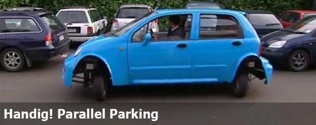 Handig! Parallel Parking