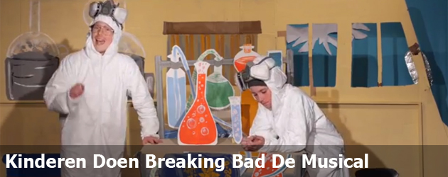 Kinderen Doen Breaking Bad De Musical