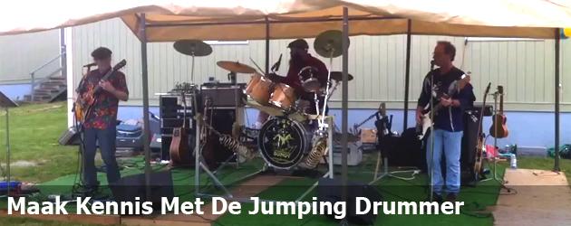 Maak Kennis Met De Jumping Drummer