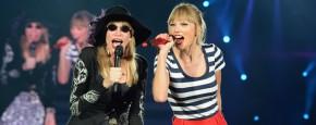 Taylor Swift Doet Het Met Carly Simon