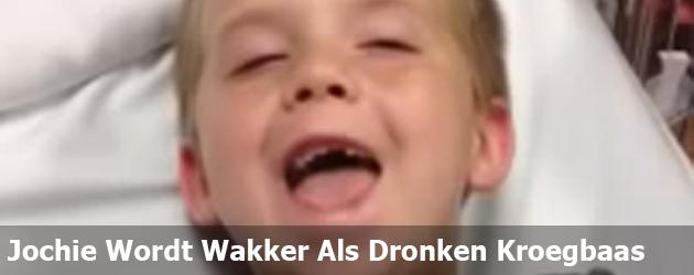 Jochie Wordt Wakker Als Dronken Kroegbaas