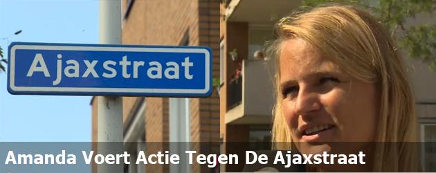 Rotterdamse Voert Actie Tegen De Ajaxstraat
