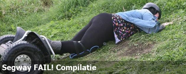 Segway FAIL! Compilatie