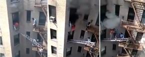 Spectaculaire Redding In Flatgebouw