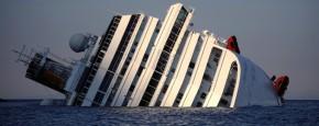 Time-Lapse Berging Costa Concordia