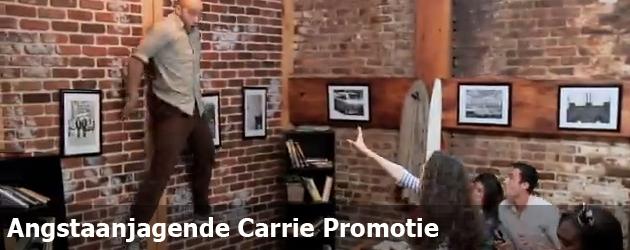 Angstaanjagende Carrie Promotie