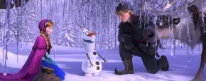 Trailer Tijd: Frozen