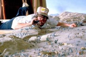 Rub al Khali Desert - Indiana Jones and the Raiders of the Lost Ark